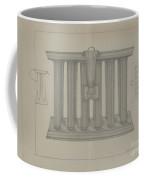 Candle Mold Coffee Mug