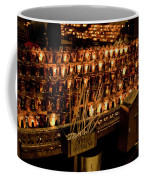 Candle Offerings St. Patrick Cathedral Coffee Mug