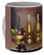 Candle Sticks Coffee Mug