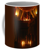 Candlelight Glow Coffee Mug