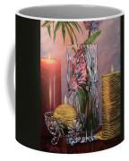 Candlelit Lupins Coffee Mug