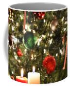 Candles For Christmas 2 Coffee Mug