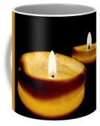 Candles In The Dark Coffee Mug