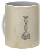 Candlestick Coffee Mug