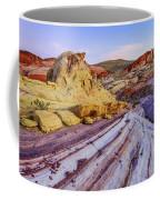 Candy Cane Desert Coffee Mug