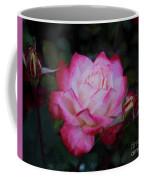 Candy Care Cocktail Floribunda Rose- Digital Art Coffee Mug