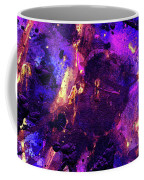 Candy Colours Abstract Coffee Mug