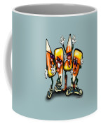Candy Corn Gang Coffee Mug