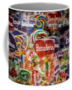 Candy Stand - La Bouqueria - Barcelona Spain Coffee Mug