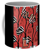 Candy Stripe Tulips 2 Coffee Mug