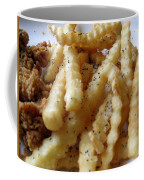 Canes Chicken French Fries Coffee Mug
