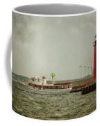 Canim And Milwaukee Pierhead Coffee Mug