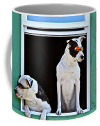 Canine Comedians Coffee Mug