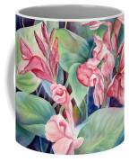Canna Coffee Mug by Deborah Ronglien