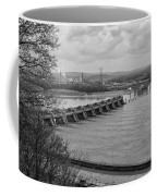 Cannelton Locks And Dam Coffee Mug