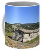 Canningham Cabin Grand Tetons National Park Coffee Mug