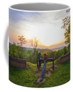 Cannon At Fort Boreman Coffee Mug