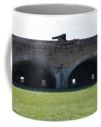 Cannon At Fort Pickens Coffee Mug
