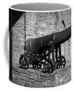 Cannon At Macroom Castle Ireland Coffee Mug