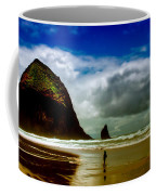 Cannon Beach At Dusk IIi Coffee Mug