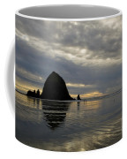 Cannon Beach Reflections Coffee Mug
