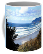 Cannon Beach Vista Coffee Mug
