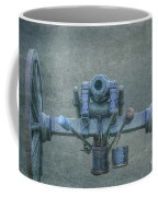 Cannon Civil War Artillery Coffee Mug