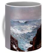 Cannon Rock Coffee Mug
