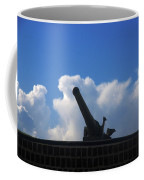 Cannons At Fort Moultrie Charleston Coffee Mug
