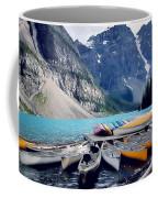 Canoe Rest  Coffee Mug