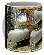 Canoes At Canaveral National Seashore Coffee Mug