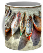 Canoes Coffee Mug