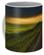 Canola And The Road Ahead Coffee Mug