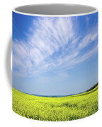 Canola Blue Coffee Mug