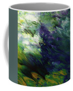 Canopy 3- Art By Linda Woods Coffee Mug