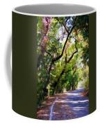 Canopy Of Curves Coffee Mug