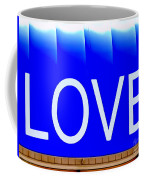 Canopy Of Love Coffee Mug