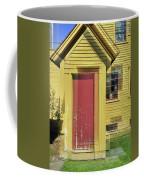 Cantebury House Coffee Mug
