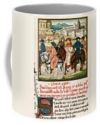 Canterbury Pilgrims Coffee Mug