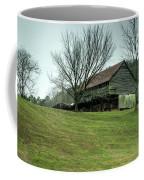 Cantilever Barn Sevier County Tennessee Coffee Mug