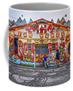 Canuck Funhouse Coffee Mug