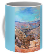 Canyon Blues Coffee Mug