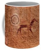 Canyon De Chelly Rock Art Coffee Mug
