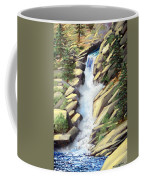 Canyon Falls Coffee Mug