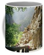 Canyon Rocks Horizontal Coffee Mug