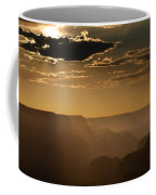 Canyon Strata Coffee Mug