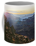 Canyon Sundown Coffee Mug
