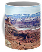 Canyonland Panorama Coffee Mug