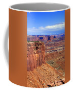 Canyonlands 4 Coffee Mug