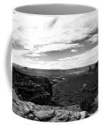 Canyonlands National Park Utah Pan 06 Bw Coffee Mug